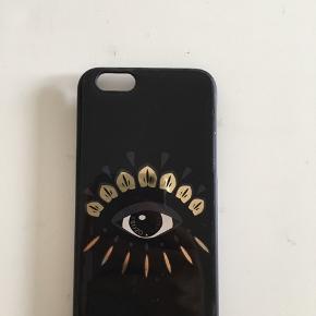Sælger dette brugere Kenzo cover til iPhone 6s. Der er tydelige tegn på slid, derfor sælges det meget billigt! Prisen er inkl. fragt  #Secondchancesummer