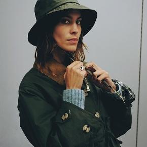 Barbour hat & hue