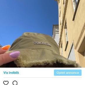 Jacquemus hat & hue