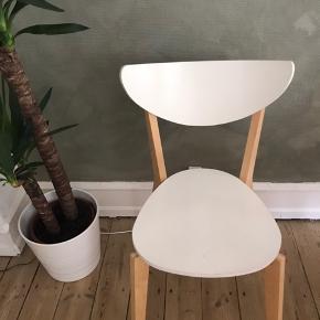 Flotte stole, 4 stk, sælges samlet