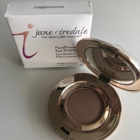 Jane Iredale PurePressed Eye Shadow Farve: Cappuccino  Aldrig brugt  Nypris 190,-  Kan også handles over mobilepay og sendes med PostNord for 10,-