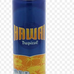 Hawaii marokkansk eksotisk sodavand. 1,5 L 30 kr pr flaske. Kasse/dåse 24 stks 160 kr