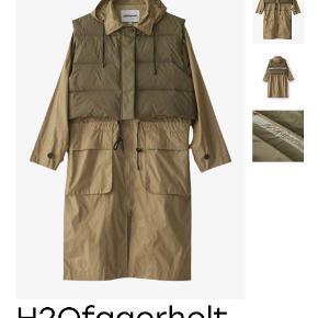 H2OFagerholt regnjakke