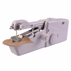 Smart og praktisk håndholdt symaskine sælges, da jeg desværre ikke får den taget i brug. Den er stadigvæk i uåbnet emballage. Jeg er åben overfor bud.