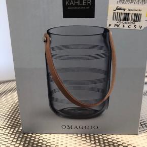 Helt ny Kähler lanterne sælges. Afhentes i Aalborg eller sendes på købers regning