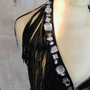 Super smuk top i det blødeste læder med mange detaljer 👌🏻
