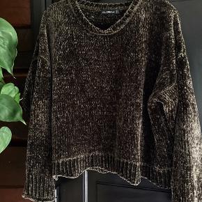 Blød trøje fra Zara