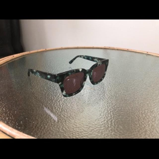 Solbriller C Grønne nuancer