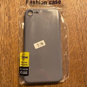 Helt nyt iphone cover til 7/8 ☺️