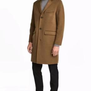H&M camel-beige coat cashmire bland size 58 online and store sold out 2017