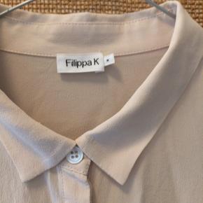 Filippa k silkeskjorte str m