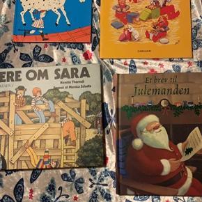 Sælger disse rigtig rigtig fine børne bøger de er fra røgfrit hjem & i virkelig god stAnd (: priser er forskellige (: men tænker fra 15kr og der efter (: men prøv skriv så Finder vi ud af det