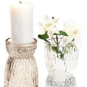 Super fine glas vaser eller lyseholdere fra GUDBRANDUR. Np 350kr stk ☀️ Sælges samlet for 60kr ☀️