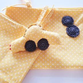 Baby sengetøj helt Ny. Mål dynebetræk  70×100 pudebetræk 40×45