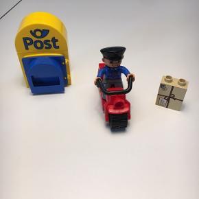 Lego duplo postbud