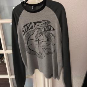 Astrid Andersen cropped sweatshirt