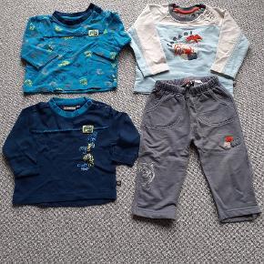 Color Kids tøjpakke