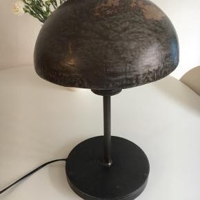 Flot rå Bordlampe 👌