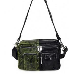 100% læder taske fra Nunoo. Næsten ikke brugt.