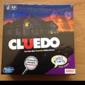 Cleudo travel game from 8 years old, 2 to 4 players, postage CHF 9.00, je ne me déplace pas