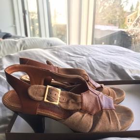 Fine hæle fra Chie Mihara. De viser lidt brugstegn, men er ellers i rigtig pæn stand.