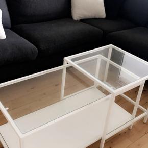 Sofabord købt for 3 måneder siden 2 dele man kan slå sammen og slå fra