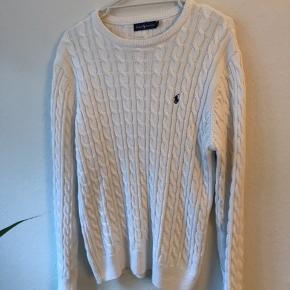 Vintage Ralph knit sweater sælges! Køb nu, ellers byd