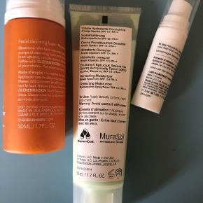Ole Henriksen The Clean Truth Cleanser ❌ Murad Redness Therapy SPF 15 50ml 200 ✅ Murad Revitalixir Recovery Serum 5ml 60 ✅ Begge to for 240,-