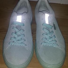 Brand: Puma Suede Varetype: Sneakers Farve: Turkis.