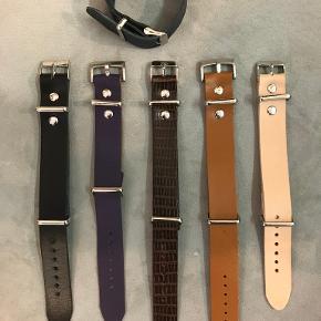 Læderprojektet ur