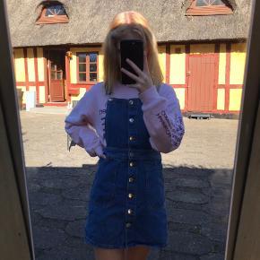 H&M denim kjole str xs/34  Brugt enkelte gange men rigtig god stand