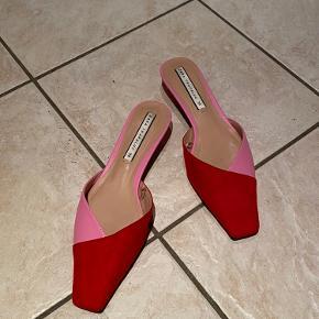 Fineste slippers i størrelse 38z. Aldrig brugt