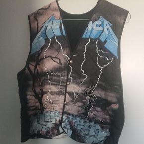 Mega fed vintage Metallica vest