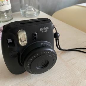 Brugt få gange - sælger kun kameraet uden billederne
