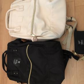 2 x rygsække fra Anello.   Købt i Japan.