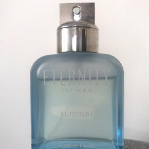 Calvin Klein Eternity Summer for men, 100 ml edt sælges 😊 Nypris 500,-  Den kan sendes på købers regning via dao