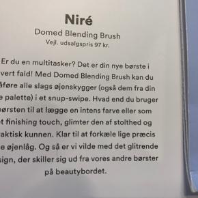 Domed Blending Brush. ALDRIG brugt.