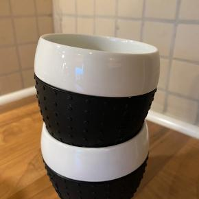 Diverse kaffe/the kopper. Sælges både alene og samlet Kom med bud