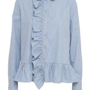 Birgitte Herskind skjorte - så god som ny :-) Nypris 1400 kr.