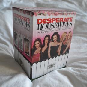Sælger dette dvd sæt - sæson 1, 2 og 3.   BYD :-)