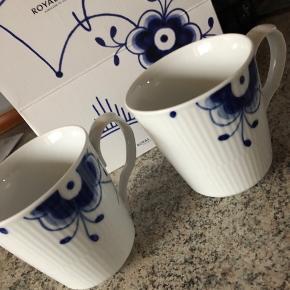 Sælger disse kopper, jeg har to pakker med to i hver. Np. 450, sælges for 300 pr. pakke :)