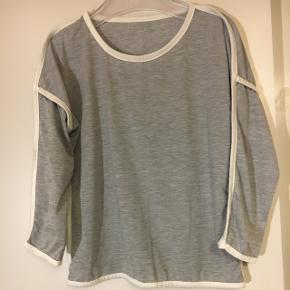 Se min anden annonce for samme trøje i hvid med sort