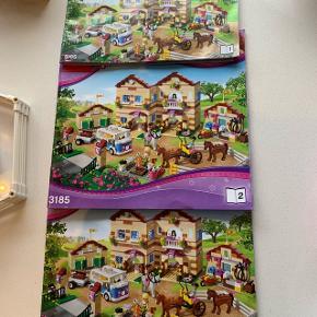 LEGO Friends ridelejr