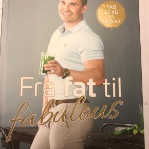 Helt ny bog om træning og sukkerfri opskrifter. Fra fat til fabulous