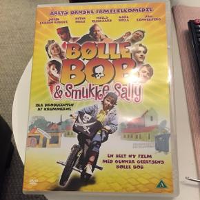 Helt ny DVD Bølle Bob og smukke Sally