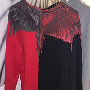 Sælger min brors sorte og røde Marcelo sweatshirt  BYD