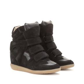 Isabel marant sko - ny pris ca. 3000 - str. 37 - byd - forbeholder mig retten til ikke at sælge hvis rette bud ikke kommer - brugt men i god stand