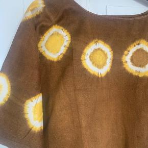 Fin vintage top med batik - mp 300krpp