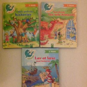 3 bøger henvender sig til 2-3 klasses elever. A Ikke brugt. Køb alle 3 samlet