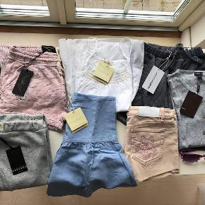 Poppy Rose tøjpakke